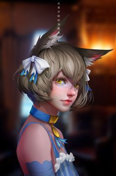 ArtStation - Felix Argyle, Miao Lin