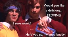 A Very Potter Musical by Starkid Potter PRETTY SURE THIS WHOLE MUSICAL WAS AN AD FOR REDVINES