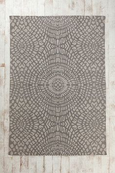 Magical Thinking Mosaic Medallion Rug - $89 at Urban Outfitters
