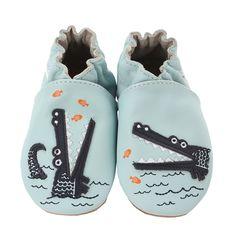 Greg Gator Baby Shoes | Robeez