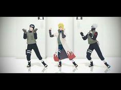 <3 Minato, Kakashi, & Obito (Team Minato)
