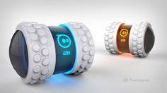 Bluetooth control up to 16km/hr. Move over cars