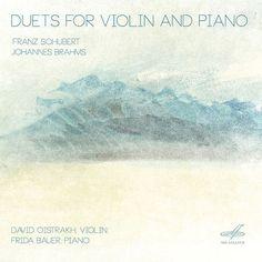 Duets for Violin and Piano--Melodiya