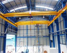 well build 2 ton overhead crane for sale