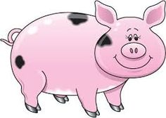 animated clip art free cartoon pig clip art cute pig shady rh pinterest com clip art pistol clip art pisa