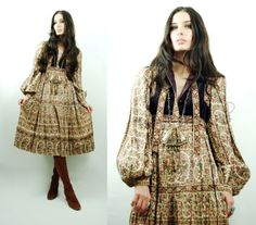 vintage boho from sisters of the black moon