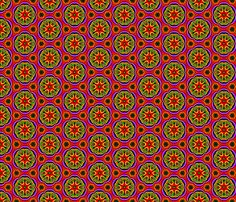 psychedelic_designs_8 fabric by southernfabricdiva on Spoonflower - custom fabric