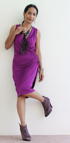 Short dress by Nuichan, $49.00