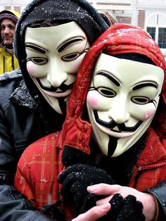 Anonymous Anonymiss