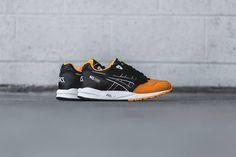 "ASICS GEL Saga ""Orange Pop/Black"" 2015  #shoes #sneakers #solecollector #asics #asicsgelsaga #ronniefieg"