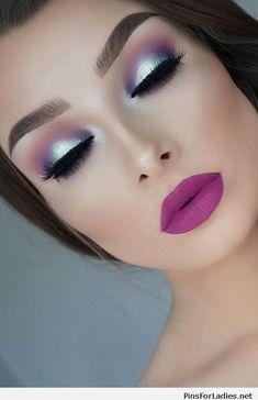 Star struck makeup