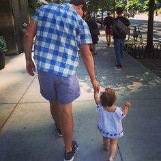 Pin for Later: Celeb Parents Share the Cutest Photos of Their Father's Day Celebrations