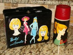 I loved getting a new lunch box for the new school year.
