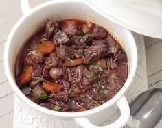 Lamb Bourguignon Recipe | Beef + Lamb New Zealand