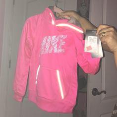Nike sweatshirt Brand new nike sweatshirt with tags. Price is $25 Nike Sweaters