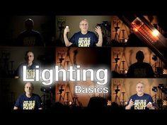 Light it up! Basic Filmmaking Lighting - The Basic Filmmaker Ep 93 - YouTube