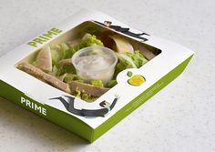 Prime Star - fast food restaurant chain on Packaging of the World - Creative Package Design Gallery