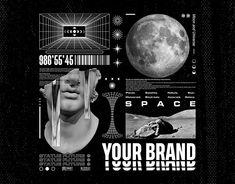 Typography Poster Design, Graphic Design Posters, Graphic Design Illustration, Graphic Design Inspiration, Logo Design, Tatoo 3d, Design Kaos, Banners, Street Wear