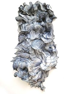 Les impressionnantes sculptures papier de Peter Gentenaar