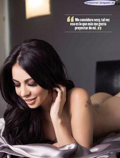 Jimena Sanchez semi desnuda en la revista H para Hombres 2016 Enero. Jimena Sanchez ¡deshinibida! en H para Hombres de enero 2016. Para ...