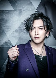 2016.03.01 New Look for 2nd EP [LIGHT AND DARKNESS] ♪ A9 Tora, Guitarist