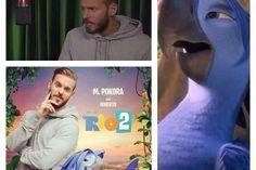 Matt prête sa voix à un nouveau personne du film Rio