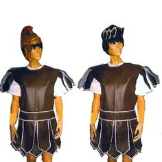 Romain code produit : 942-052 3 pièces : Robe, Tunique et Coiffe. Taille(s) : 50.