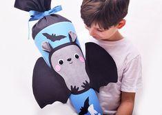Schultüten - Schultüte Fledermaus mit Namen - ein Designerstück von josefines-kinder bei DaWanda