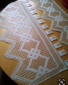 Venise Lace Trim, off white lace trim, bridal trim lace, crochet leaves lace trim, Crochet Borders, Crochet Stitches Patterns, Filet Crochet, Crochet Trim, Crochet Motif, Crochet Doilies, Stitch Patterns, Crochet Placemats, Diy Crafts Crochet