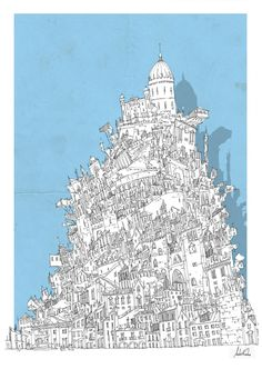 Babel by André Rocha