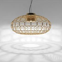 PROFI G.R.A Oval Suspension Lamp 3dsMax 2009 и ниже (Vray) : Ceiling light : 3dSky - 3d models