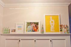 Entryway Project :: DIY Board & Batten Revealed! » Casa de Lewis