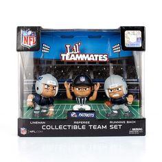 NFL New England Patriots Lil' Teammates NFL Team Sets