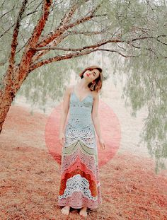 Lily Collins in Valentino Spring 2015 for Yahoo Style