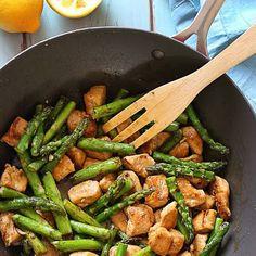 http://www.skinnytaste.com/2014/03/chicken-and-asparagus-lemon-stir-fry.html?m=1