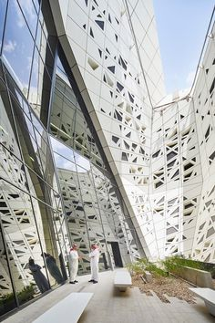 e92217d4cd5 Zaha Hadid Architects  Energy Research Campus in Riyadh Opens to the Public
