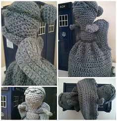 Weeping Angel Topsy Turvy Doll pattern by Natalie Webster- My Wide Eyed World
