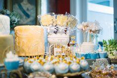 Festa da Realeza | Azul | Festa de Príncipe