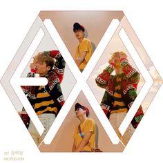 Lightstick Exo, Kpop Exo, Exo Stickers, Exo Merch, Fanart, Social Projects, Diy Projects For Teens, Social Platform, Cute Baby Animals