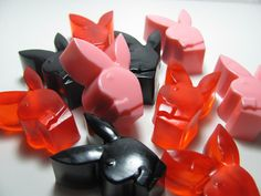 Girly Playboy Bunny Soap Party Favors