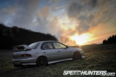 RANDOM SNAP>>THE SILVER GC8 - Speedhunters