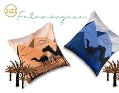 sofa pillow camel designed by ari ika. the global community for designers and creative professionals. Sofa Pillows, Sofa Design, Camel, Gallery, Illustration, Creative, Behance, Check, Couch Cushions