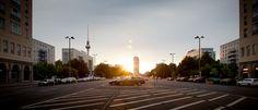Der Fernsehturm: Bei Berlinern und Gästen immer im Blick. #hauptstadtkultur #berlin #mitte