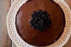 Lalakitchen Tarta Cremosa de Chocolate