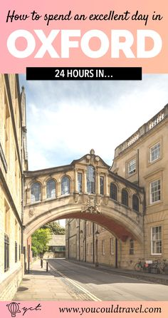 Wondering how to day a day off from London to Oxford? Click to read more...