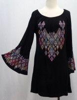 Black Aztec Tunic – Wear Us Out Boutique