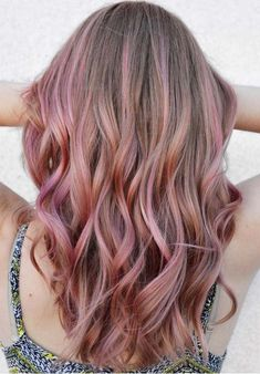 28 Popular Pulp Riot Rose Gold Hair Color Tones in 2018. We are going to show off you here the latest hair color looks that is most suitable for both female and fashionable ladies around the world. Our gorgeous collection of pulp riot rose hair color trends are really awesome to unique hair color looks. No doubt this is amazing choice for women who are sear for modern hair color highlights.