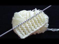 Knitting Pattern for Baby Cardigan / Jacket / Shawl / Scarf Aj ham is video me dekhenge ek naya design jo ki bahut sundar lagta hae sweater par . to chaliye dekhte hae … Mere videos ko like kre share kre aur mere … source Baby Knitting Patterns, Knitting Stiches, Knitting Videos, Crochet Videos, Baby Cardigan, Cardigan Bebe, Baby Scarf, Scarf Cardigan, Cardigan Pattern