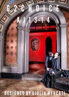 G2CHOICE FW1314 Fashion Designer: Giulia Mercati Pic by Ph. Salvatore Carrino