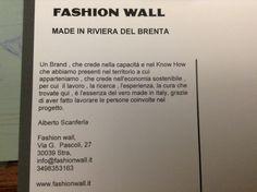 Www. Fashionwall.it